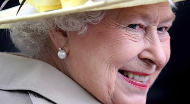 The Queen is 'delighted' with the birth of her first great-grandchild