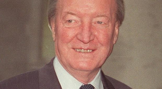 Margaret Thatcher pleaded with Charles Haughey to help her crush the Argentinians at the outbreak of the Falklands War