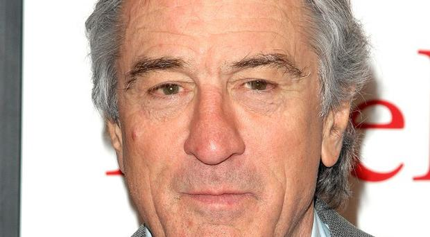 Robert De Niro would be happy to make more films about the Fockers