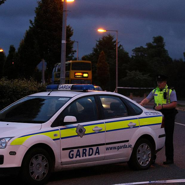 Gardai said the Clondalkin attack took place at about 9.30pm on Tuesday