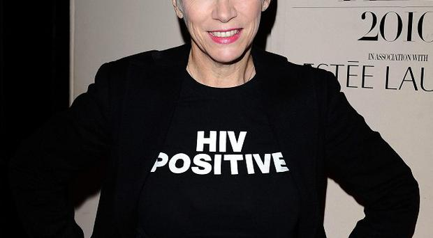 Annie Lennox, who has been awarded an OBE in the New Year Honours List