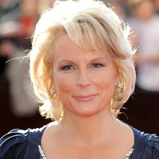 Jennifer Saunders says 2010 has not been her best year, but has set herself challenges for 2011