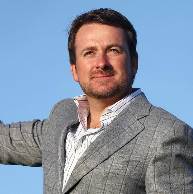 Golfer Graeme McDowell has been awarded an MBE