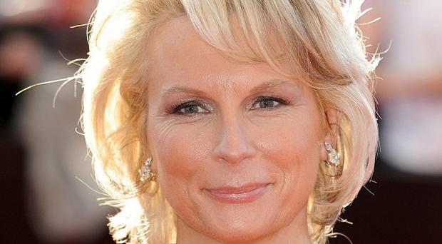 Jennifer Saunders says 2010 has not been the best