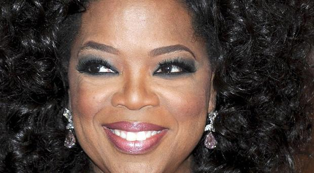 Oprah Winfrey has launched her own TV network