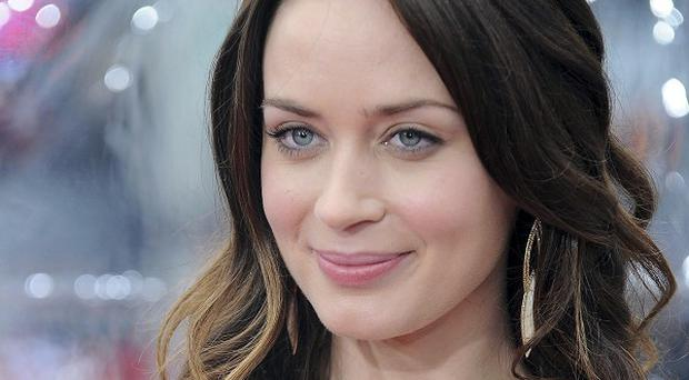 Emily Blunt thinks royals are like famous actors