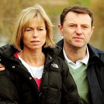 Kate and Gerry McCann have delayed the publication of their book about Madeleine's disappearance