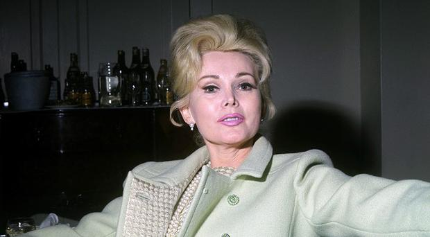 Zsa Zsa Gabor (pictured in 1966) is to undergo surgery to have part of her right leg amputated