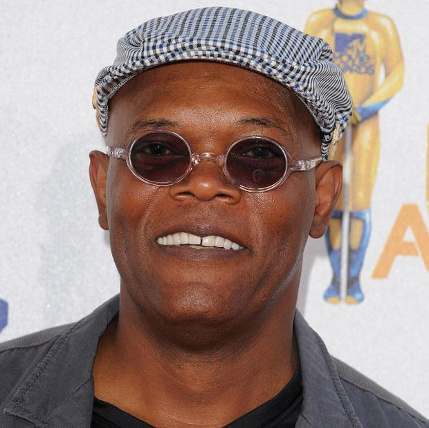 Samuel L Jackson will star alongside Luke Wilson