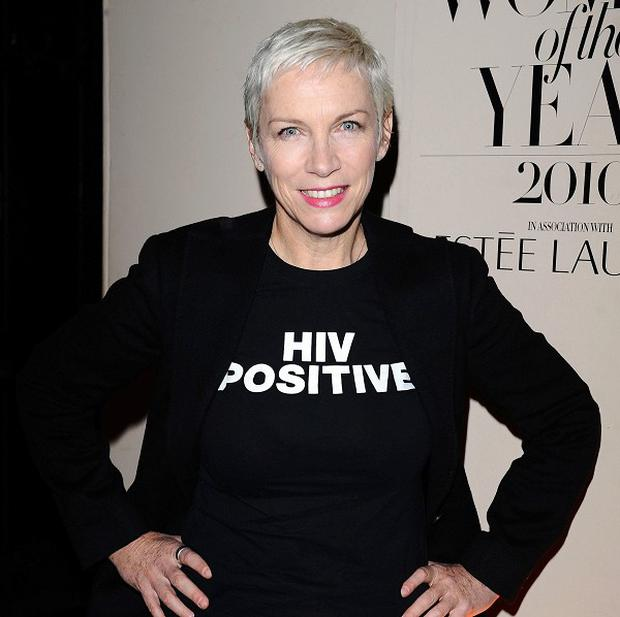 Annie Lennox has received an OBE in the New Year's Honours List
