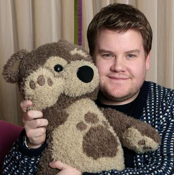 James Corden will star as the voice of the narrator in the new pre-school series Little Charley Bear
