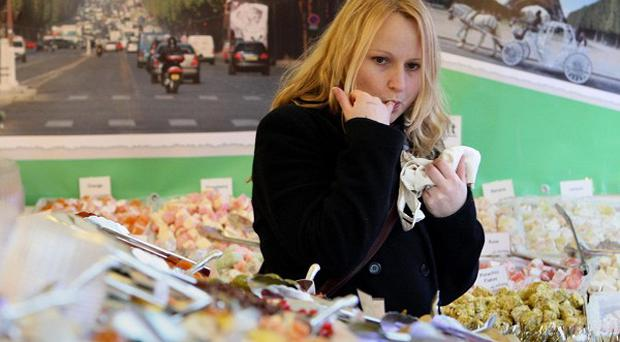 City Hall's Christmas market recycled more than two fifths of the waste