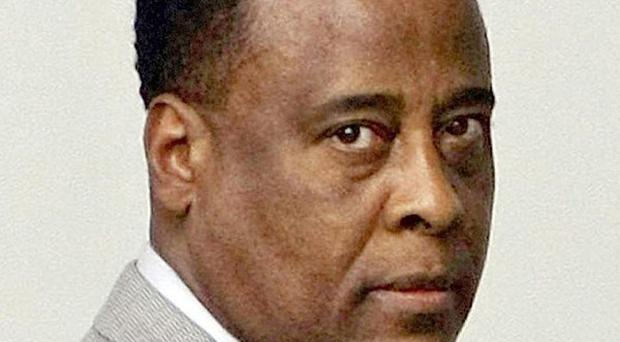 Michael Jackson's physician, Dr Conrad Murray, denies all charges related to the singer's death (AP)
