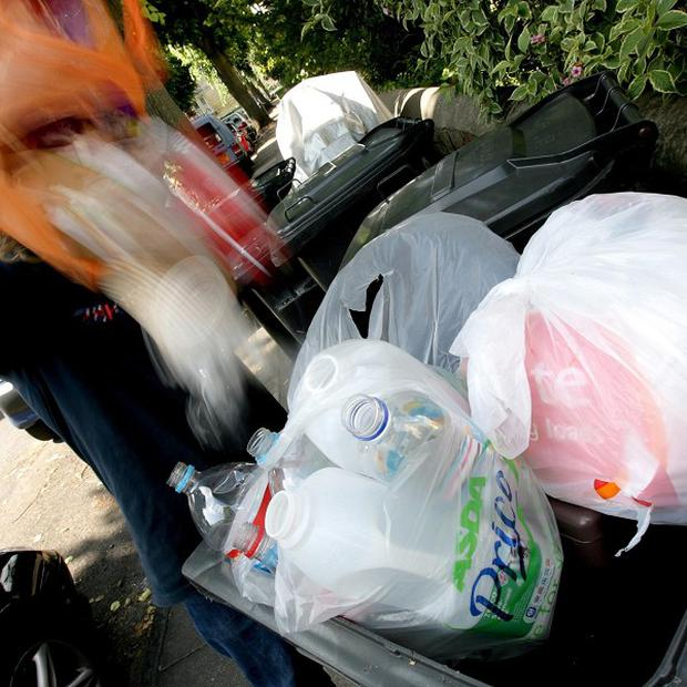Local councils have been accused of complacency over rubbish collection