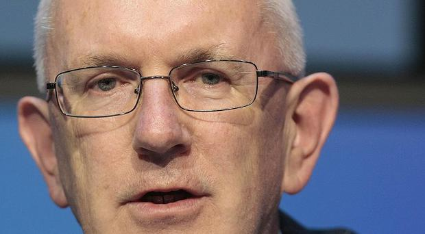 IDA chief executive Barry O'Leary predicts job losses will be lower in 2011