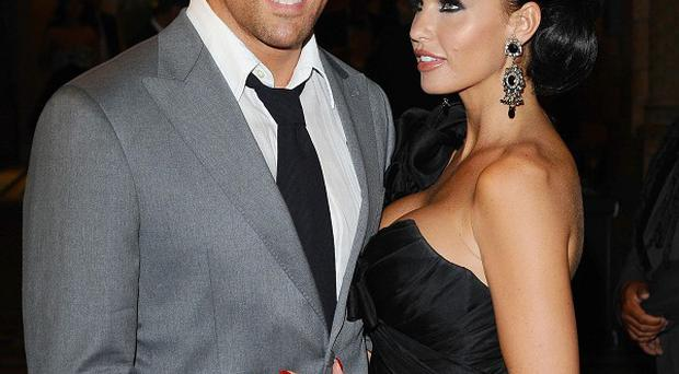 Katie Price has confirmed for the first time that her marriage to Alex Reid is under strain