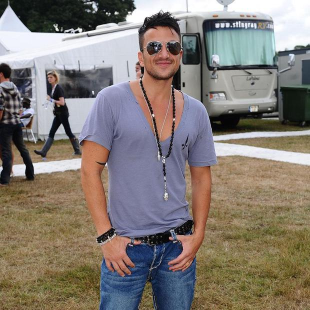 Peter Andre is apparently dating former WAG Elen Rivas