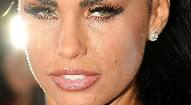 Katie Price took to Twitter to admit marriage problems