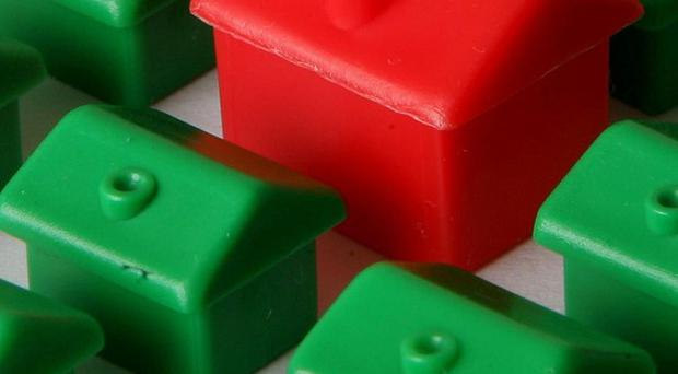 House prices have plunged almost 40% since the peak of the boom, two property reports have revealed