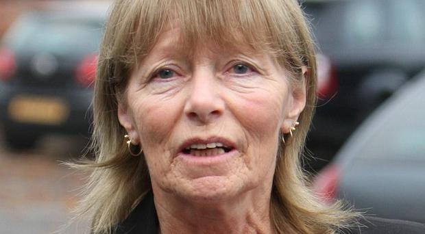 Carol Hill told a girl's parents she had been tied up by fellow pupils