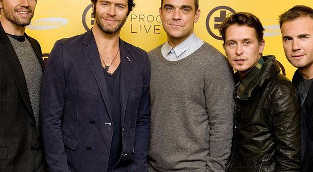 Take That's Progress was the UK's biggest-selling album of 2010