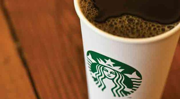 Starbucks follows other nameless big hitters such as Shell and Apple