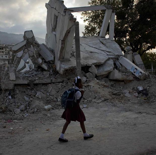 Almost a year has passed since the January 12, 2010 earthquake in Haiti that killed more than 220,000 (AP)
