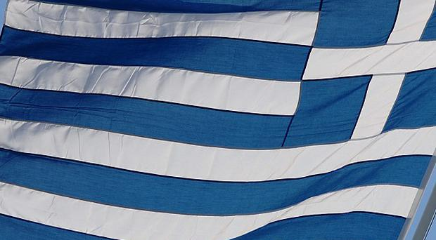 The Greek prime minister is meeting his Turkish counterpart and is expected to discuss their mutual border