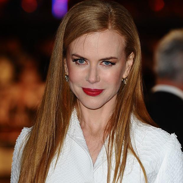Nicole Kidman prayed she would find love when she first met Keith Urban