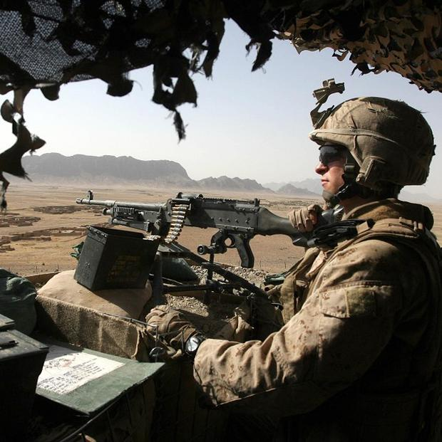 Nato forces have failed to dent Taliban numbers over the past year, figures show