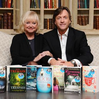Judy Finnigan and Richard Madeley say they were in agreement about the books