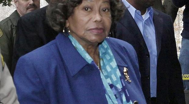 Michael Jackson's mother Katherine Jackson arrives at a court hearing for the King of Pop's doctor Conrad Murray (AP)
