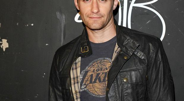 Matthew Morrison is taken aback by Glee's success in the UK