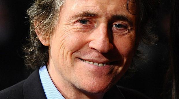 Cultural ambassador Gabriel Byrne unveiled America's largest ever programme of Irish film, theatre, music, dance and literature