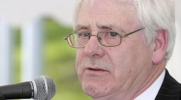 Michael Gallagher, whose son Aiden was killed in the Omagh bombing