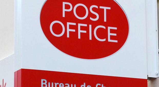 Royal Mail protesters have targeted Prime Minister David Cameron's constituency