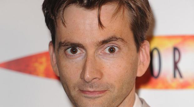 Former Doctor Who star David Tennant is to appear on the stage