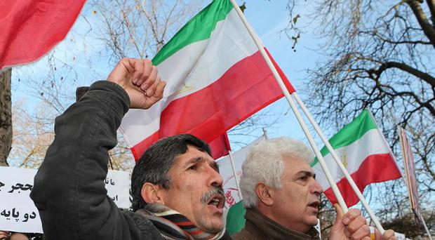 There have been a number of protests against the ruling system in Iran following the presidential election in 2009
