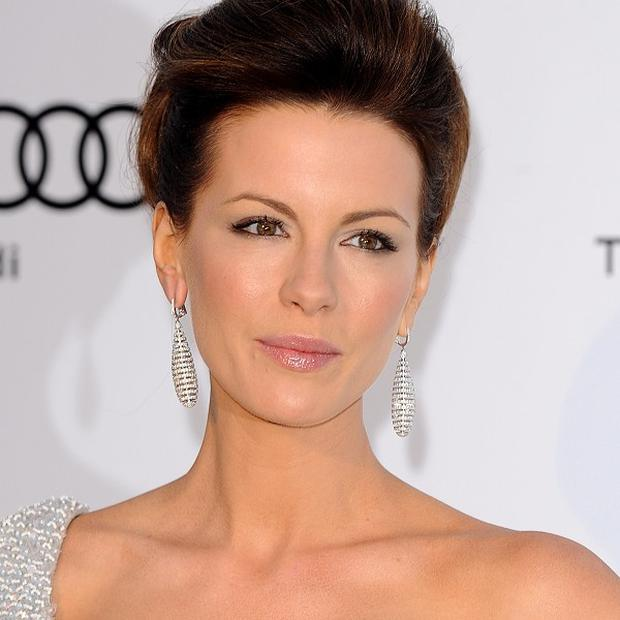 Kate Beckinsale says she wasn't always so well groomed