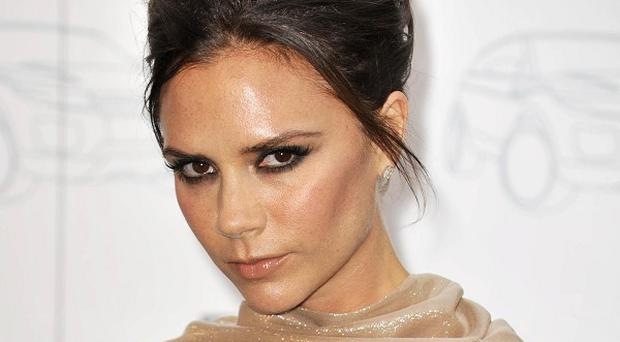 Victoria Beckham has tweeted of her excitement about her fourth pregnancy
