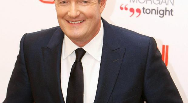 Piers Morgan's new chat show starts later this month