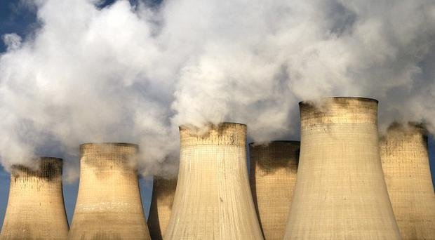 The trial of six people accused of trying to shut down Ratcliffe-on-Soar power station has collapsed