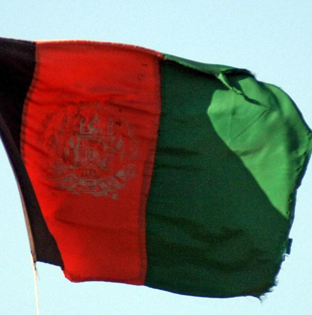 Three Afghan policemen were accidently killed in a Nato air strike