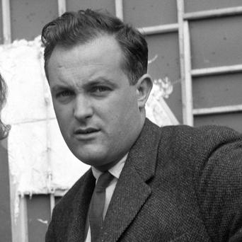 Peter Yates, pictured in 1960, has died