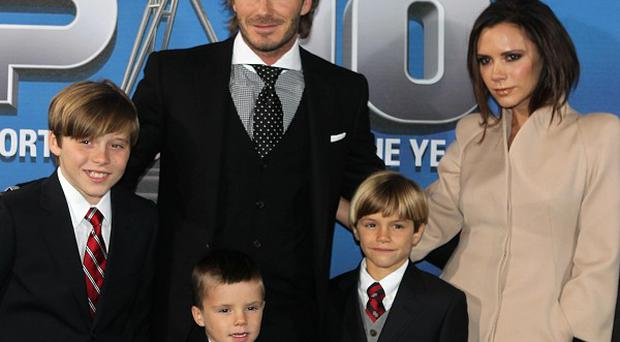 David and Victoria Beckham are expecting their fourth child