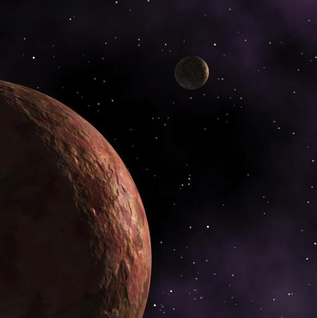 The new planet discovered by Nasa is called Kepler 10-b after the telescope that found it
