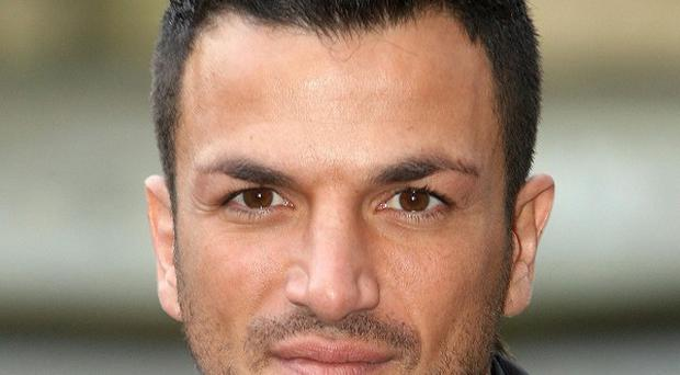 Peter Andre has been named the nation's hardest working singer