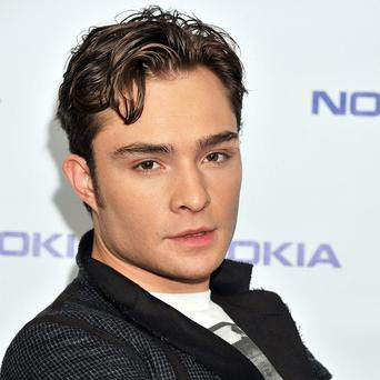 Ed Westwick is set to star in J Edgar