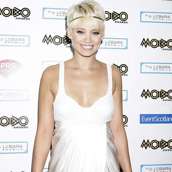 Kimberly Wyatt loves writing her own music