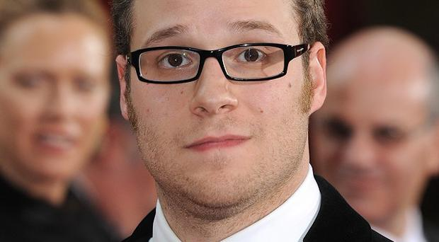 Seth Rogen took his role in The Green Hornet seriously